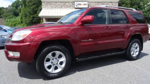2005 Toyota 4Runner for sale at Driven Pre-Owned in Lenoir NC