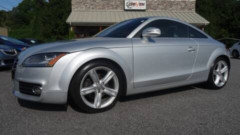 2012 Audi TT for sale at Driven Pre-Owned in Lenoir NC
