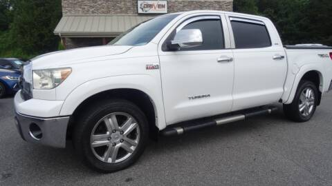2008 Toyota Tundra for sale at Driven Pre-Owned in Lenoir NC