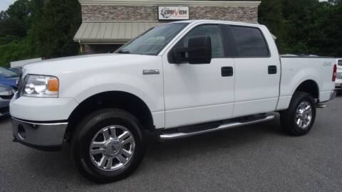2007 Ford F-150 for sale at Driven Pre-Owned in Lenoir NC