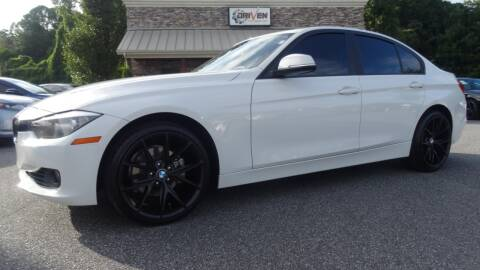 2012 BMW 3 Series for sale at Driven Pre-Owned in Lenoir NC