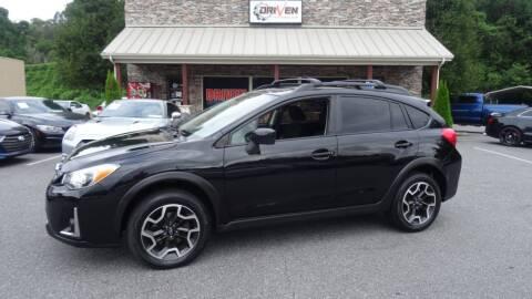 2016 Subaru Crosstrek for sale at Driven Pre-Owned in Lenoir NC