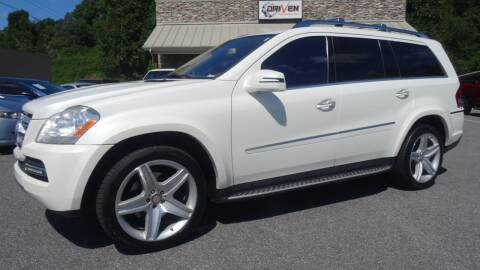 2012 Mercedes-Benz GL-Class for sale at Driven Pre-Owned in Lenoir NC