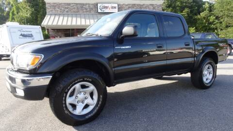 2002 Toyota Tacoma for sale at Driven Pre-Owned in Lenoir NC