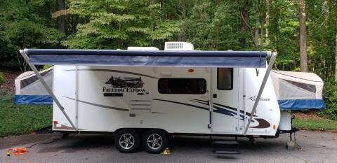 2012 Coachmen FREEDOM EXPRESS HYBRID for sale at Driven Pre-Owned in Lenoir NC