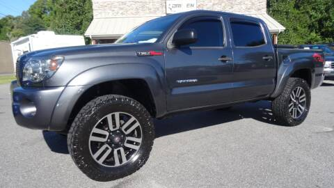 2009 Toyota Tacoma for sale at Driven Pre-Owned in Lenoir NC