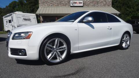 2009 Audi S5 for sale at Driven Pre-Owned in Lenoir NC