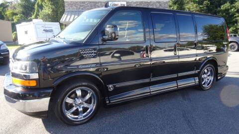 2009 Chevrolet Express Cargo for sale at Driven Pre-Owned in Lenoir NC