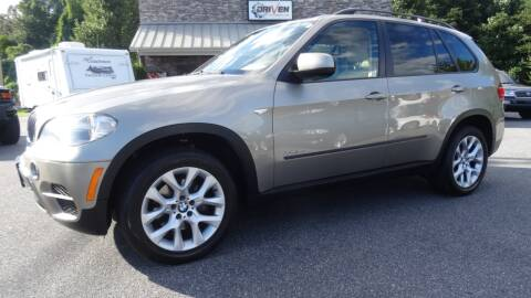 2011 BMW X5 for sale at Driven Pre-Owned in Lenoir NC
