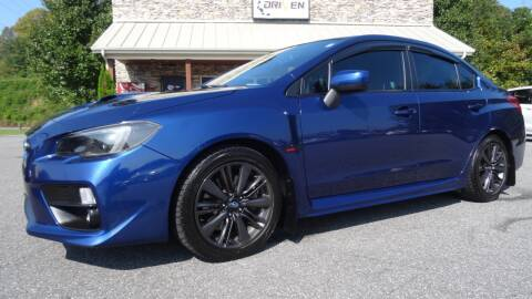 2015 Subaru WRX for sale at Driven Pre-Owned in Lenoir NC