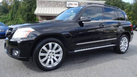 2011 Mercedes-Benz GLK for sale at Driven Pre-Owned in Lenoir NC