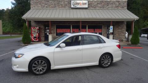 2009 Subaru Impreza for sale at Driven Pre-Owned in Lenoir NC