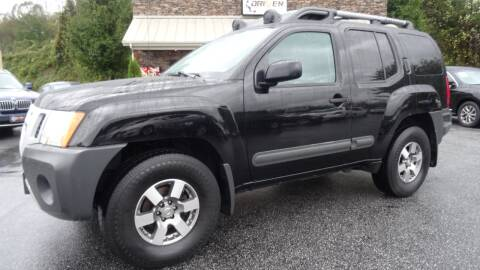 2011 Nissan Xterra for sale at Driven Pre-Owned in Lenoir NC