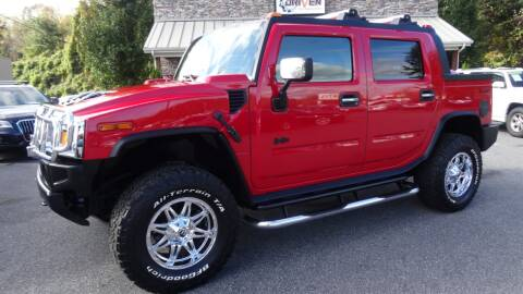 2005 HUMMER H2 SUT for sale at Driven Pre-Owned in Lenoir NC