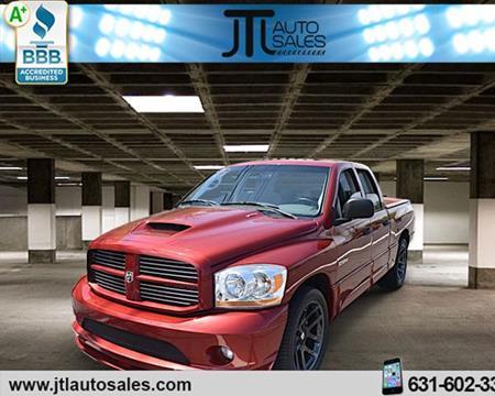 Dodge Ram Srt 10 For Sale >> Used Dodge Ram Pickup 1500 Srt 10 For Sale Carsforsale Com