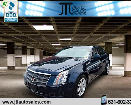 2008 Cadillac CTS for sale in Selden, NY