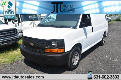 2008 Chevrolet Express Cargo for sale in Selden, NY