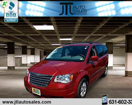 2010 Chrysler Town and Country for sale in Selden, NY
