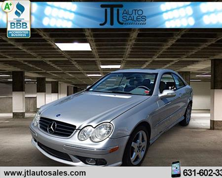 2004 Mercedes-Benz CLK for sale in Selden, NY