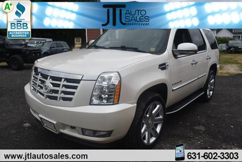 2008 Cadillac Escalade for sale in Selden, NY