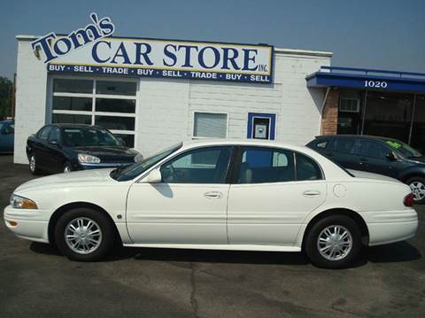 2003 Buick LeSabre for sale at Tom's Car Store Inc in Sunnyside WA