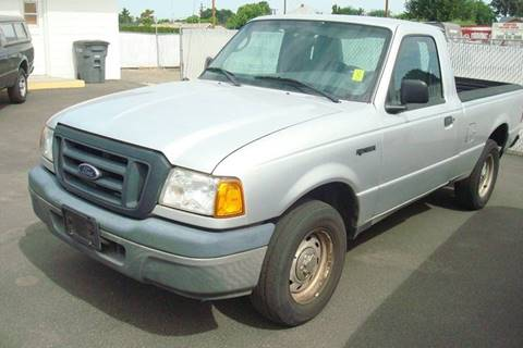 2005 Ford Ranger for sale at Tom's Car Store Inc in Sunnyside WA