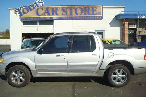 2001 Ford Explorer Sport Trac for sale at Tom's Car Store Inc in Sunnyside WA