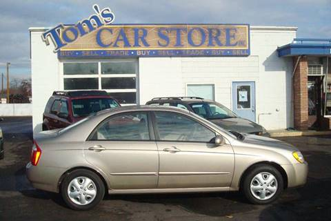2006 Kia Spectra for sale at Tom's Car Store Inc in Sunnyside WA