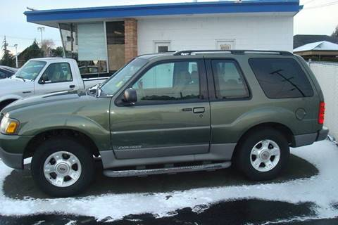 2001 Ford Explorer Sport for sale at Tom's Car Store Inc in Sunnyside WA
