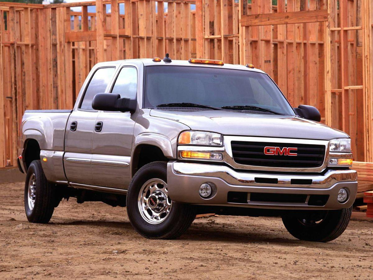 2003 GMC Sierra 1500HD 4dr Crew Cab SLT 4WD SB - Tupelo MS