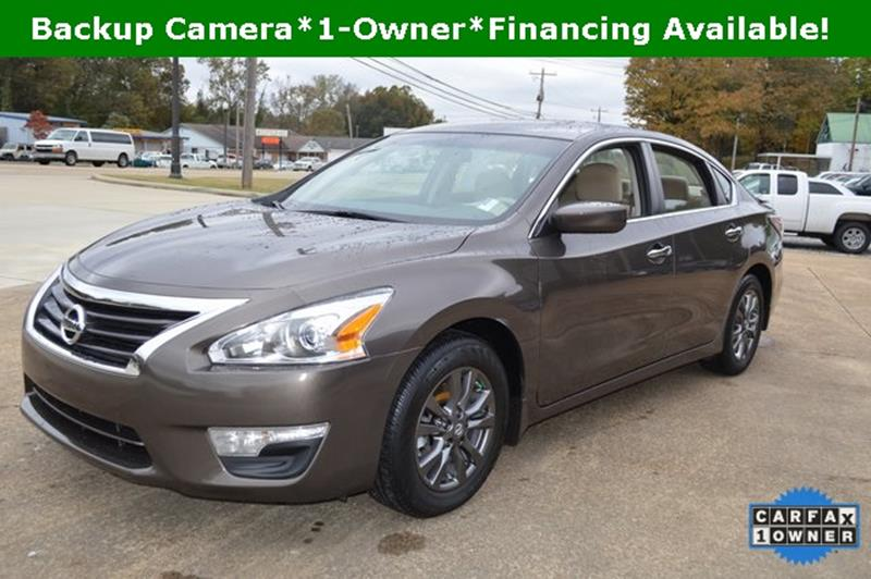 Nissan Tupelo Ms >> 2015 Nissan Altima 2 5 S 4dr Sedan In Tupelo Ms Nolan Brothers