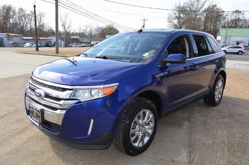 2013 Ford Edge AWD Limited 4dr Crossover In Tupelo MS ...