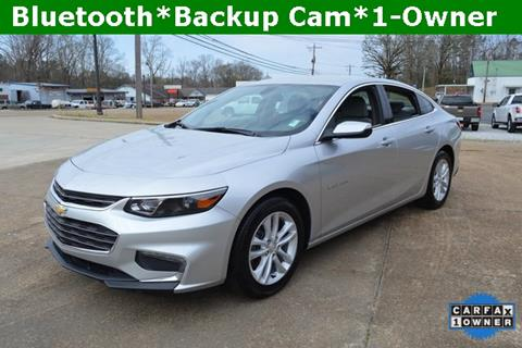 2018 Chevrolet Malibu for sale in Tupelo, MS