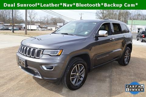 2017 Jeep Grand Cherokee for sale in Tupelo, MS