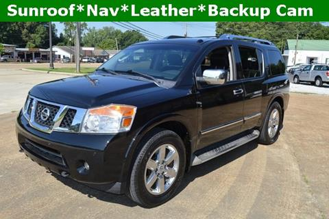 Nissan Tupelo Ms >> 2011 Nissan Armada For Sale In Tupelo Ms