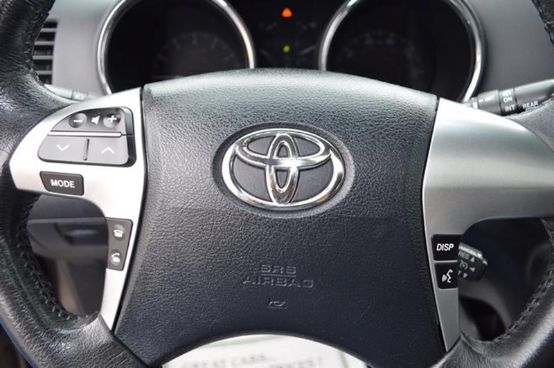 2012 Toyota Highlander  - Tupelo MS