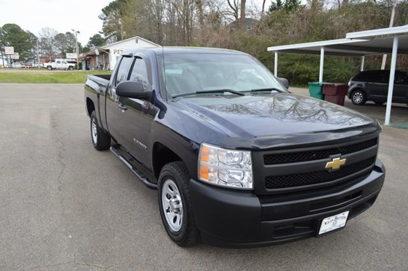2011 Chevrolet Silverado 1500 4x2 Work Truck 4dr Extended Cab 6.5 ft. SB - Tupelo MS