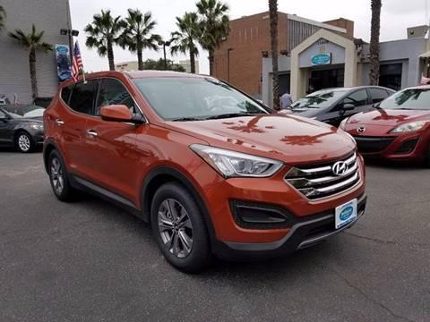 2016 Hyundai Santa Fe Sport for sale in Hawthorne, CA