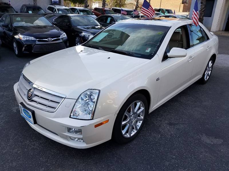 2005 Cadillac Sts AWD 4 6 4dr Sedan In Hawthorne CA - In-House Auto