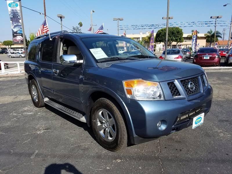 2011 Nissan Armada 4x2 Platinum 4dr SUV   Hawthorne CA