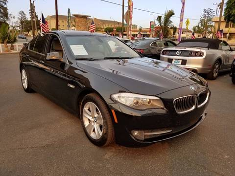 2011 BMW 5 Series for sale in Hawthorne, CA