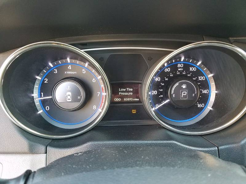 Hyundai Elantra Tire Pressure Light Reset Lightneasy