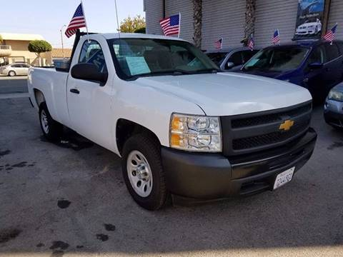 2012 Chevrolet Silverado 1500 for sale in Hawthorne, CA