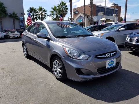 2014 Hyundai Accent for sale in Hawthorne, CA