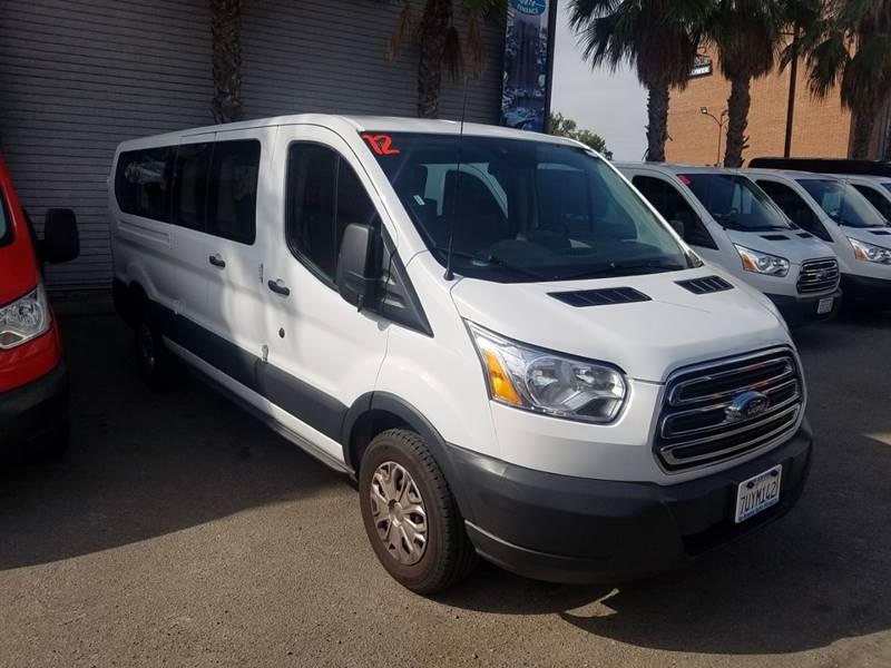 2017 Ford Transit Passenger 350 XLT 60/40 Side Doors