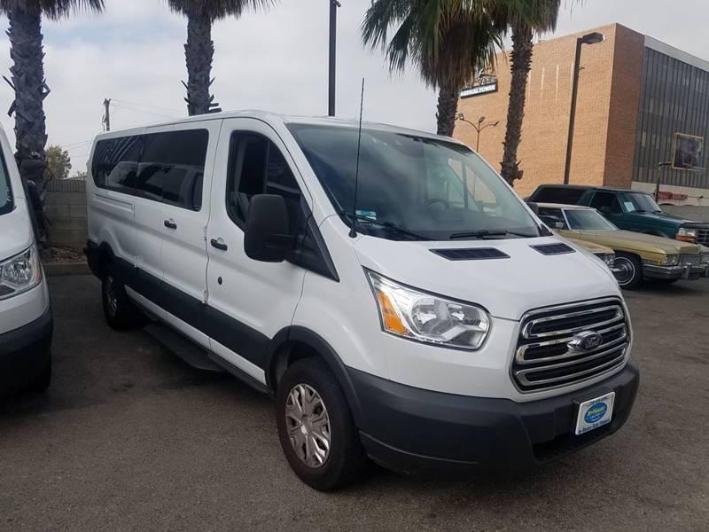 2016 Ford Transit Passenger 350 XLT 60/40 Side Doors