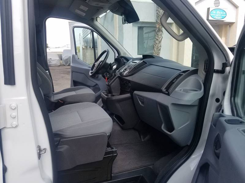 2017 Ford Transit-350 350 XLT 60/40 Side D