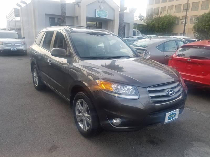 2012 Hyundai Santa Fe Limited (V6)