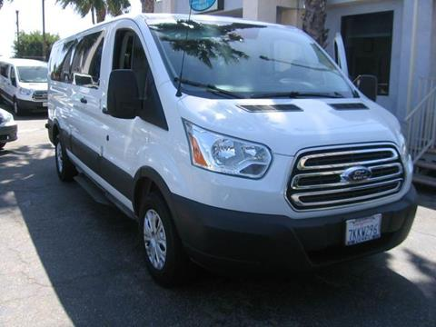 2015 Ford Transit Passenger for sale in Hawthorne, CA