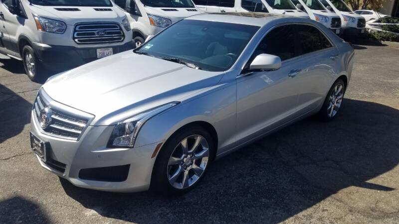 2013 Cadillac ATS 2.0T Luxury 4dr Sedan - Hawthorne CA